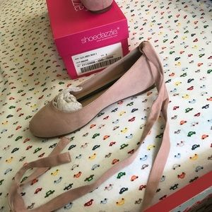 Ballet Flats From ShoeDazzle